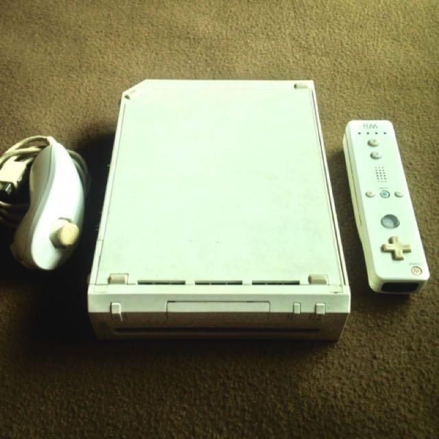 Nintendo Wii Modified