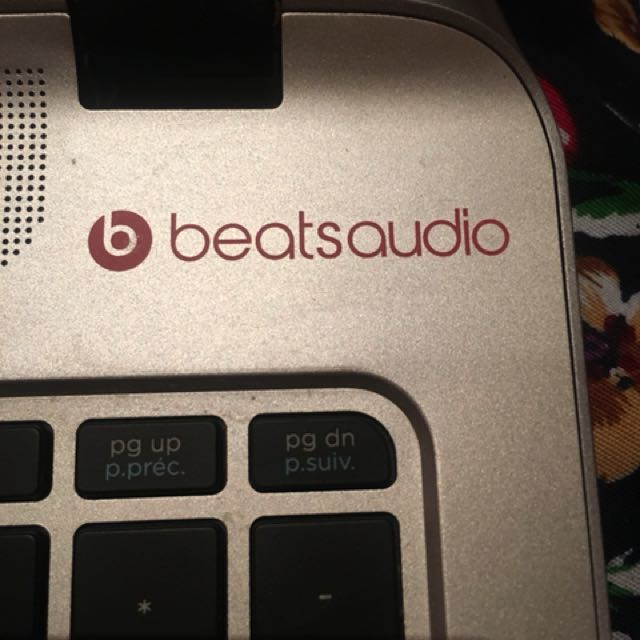 Not Working HP Envy touchscreen Laptop with beats audio