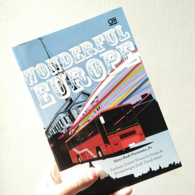 Novel Wonderful Europe