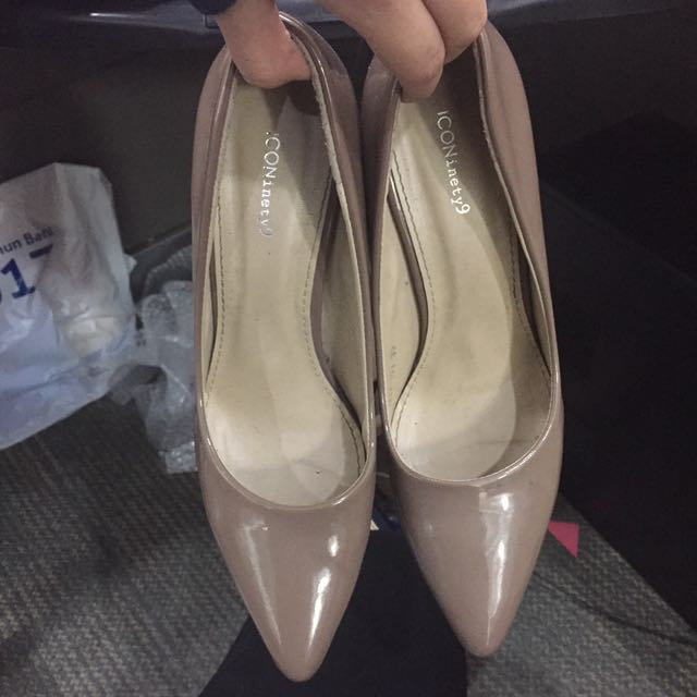 Nude Shoes