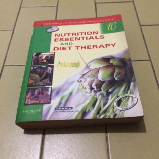Nutritional Essentials and Diet Therapy