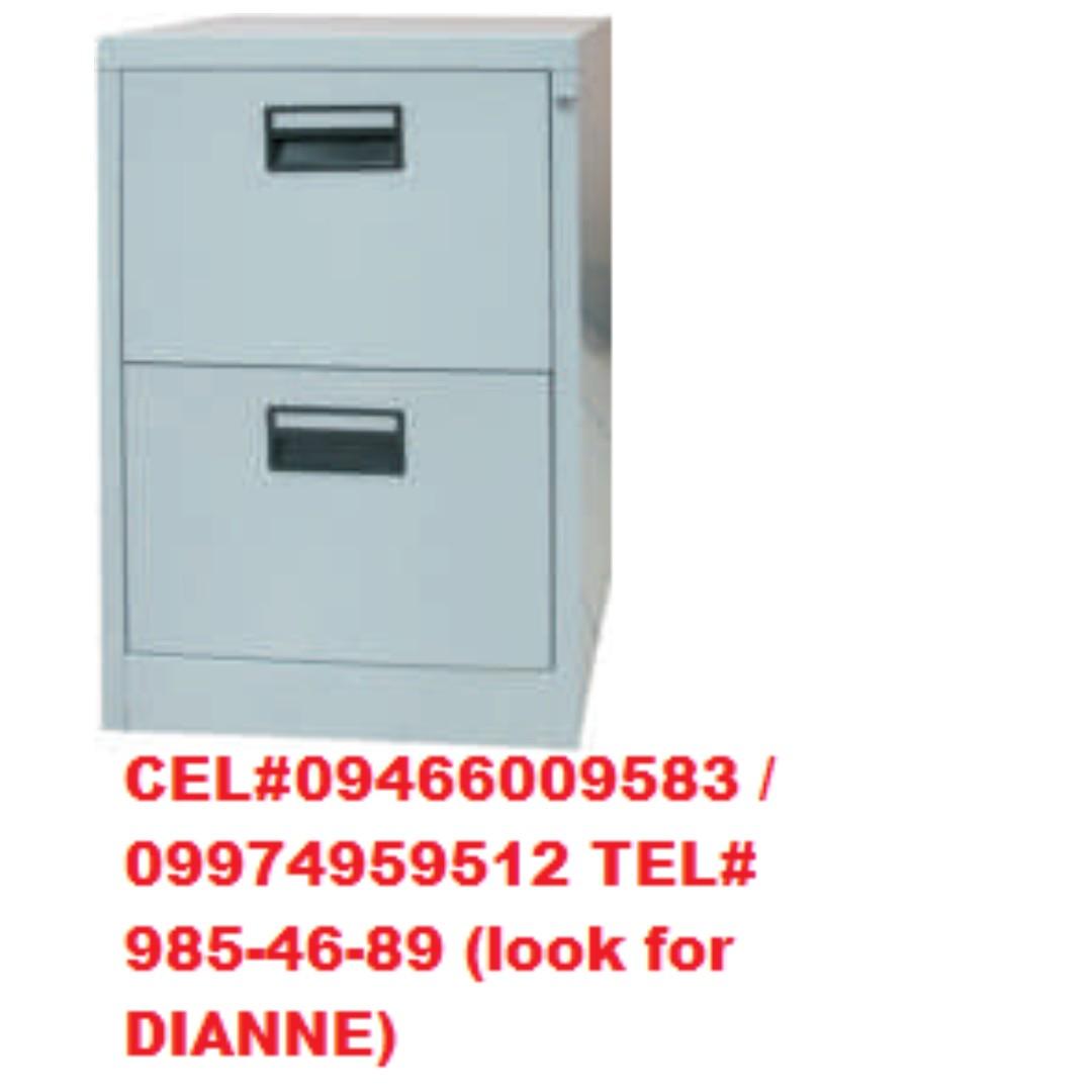 office furniture - 2 drawer vertical cabinet