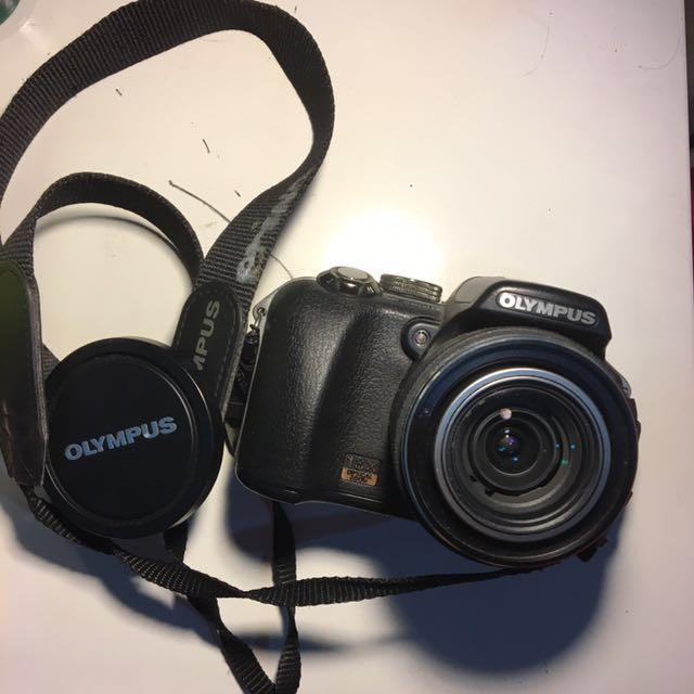 Olympus SP-560UZ Camera Faulty