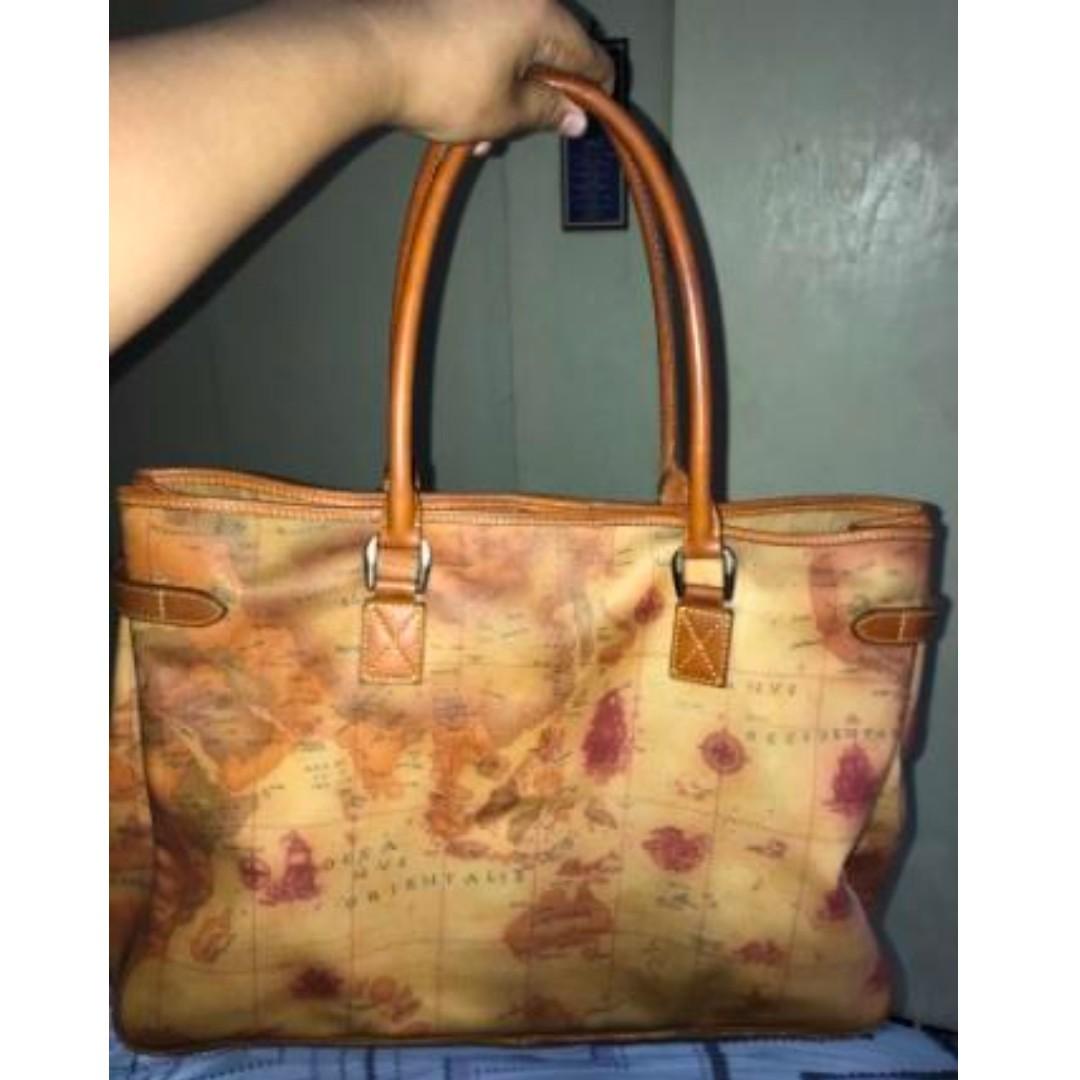 Original Leather Ancient Sailing Map Bag Women S Fashion Bags Wallets On Carou