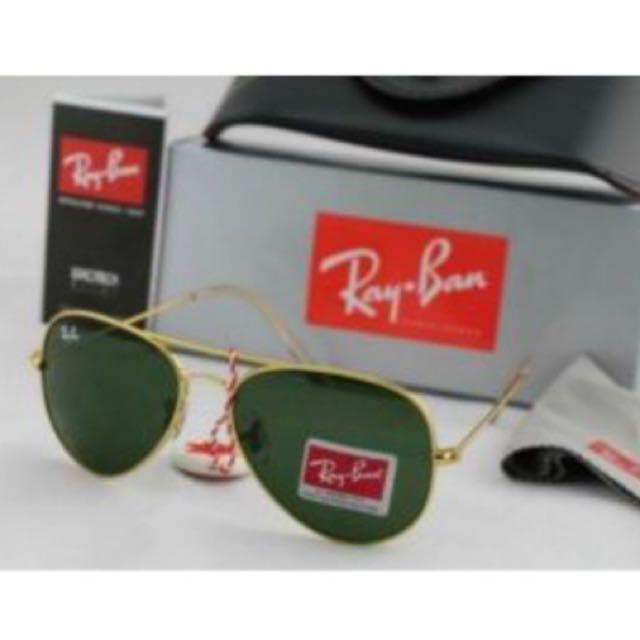 Original RayBan Sunglasses