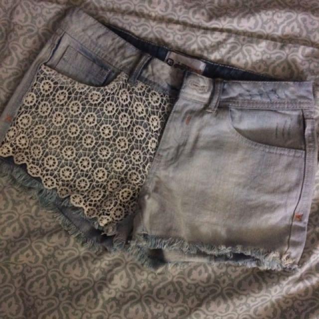 Pacific Beach Shorts
