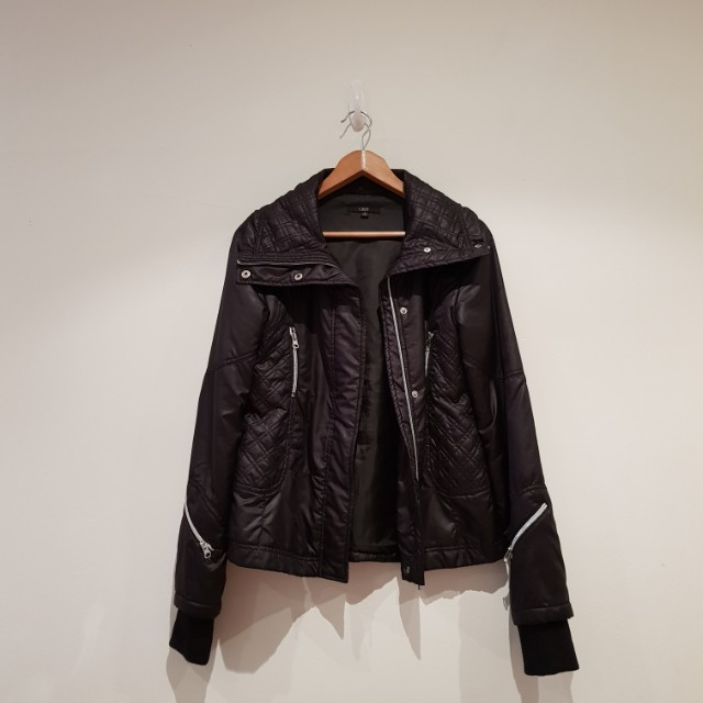 Warm Quilted Jacket S