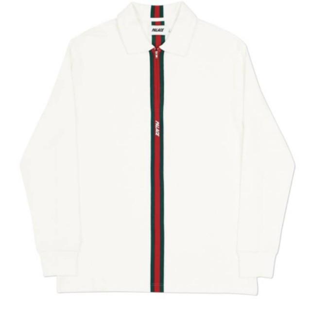 24f63df65 Palace Vertical Weave Gucci Stripe (LARGE), Men's Fashion, Clothes ...