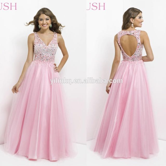 Pink Prom Dress from Blush Prom