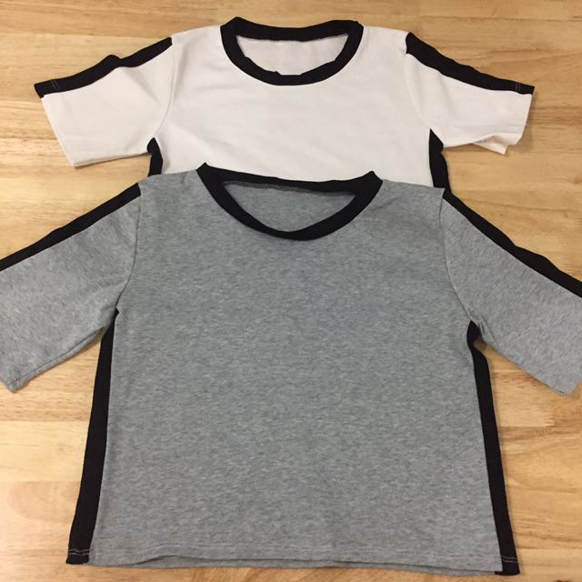 PLAIN RINGER TOP