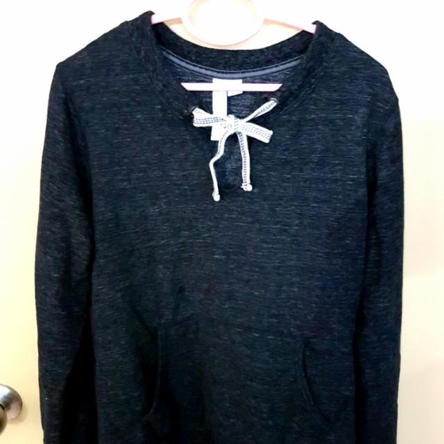 [PRELOVED] Dark Grey Sweatshirt