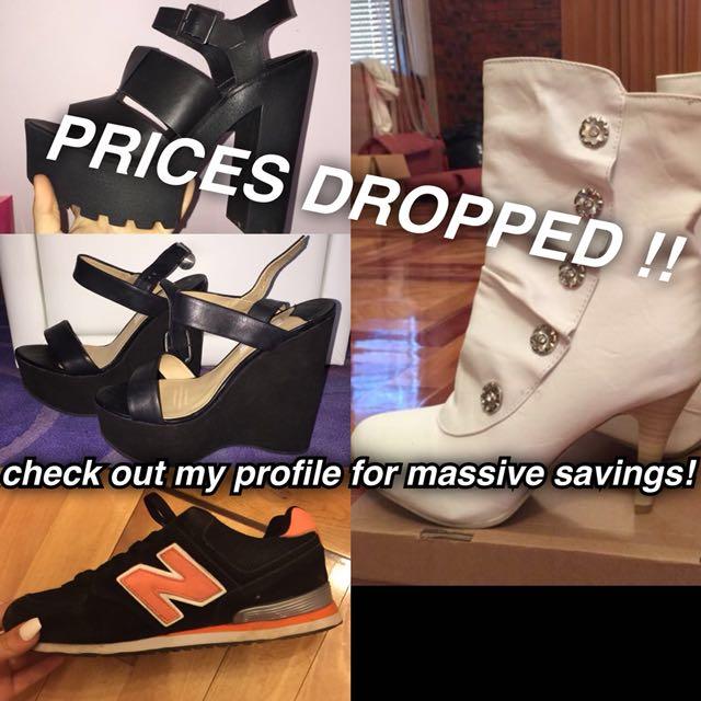 PRICE DROPS!!