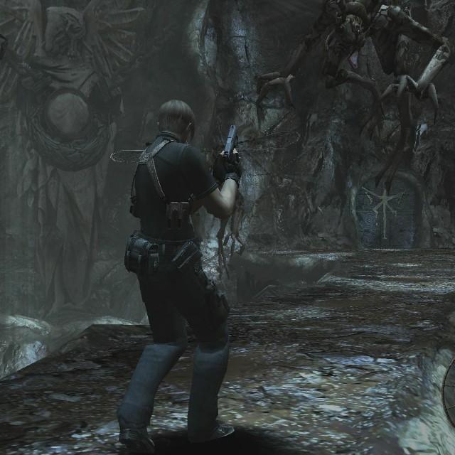PS4 Game : Resident Evil 4 (Digital Download)