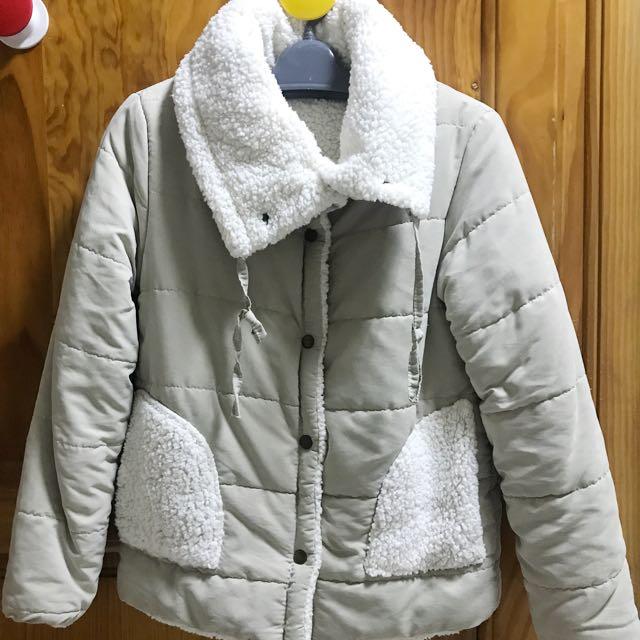 柔軟QQ毛外套