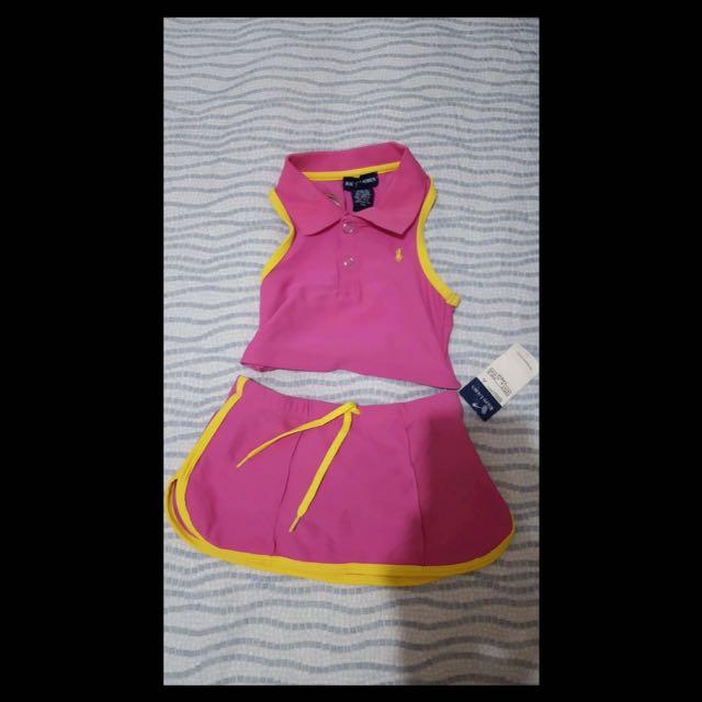 ralph lauren 2pc swimwear