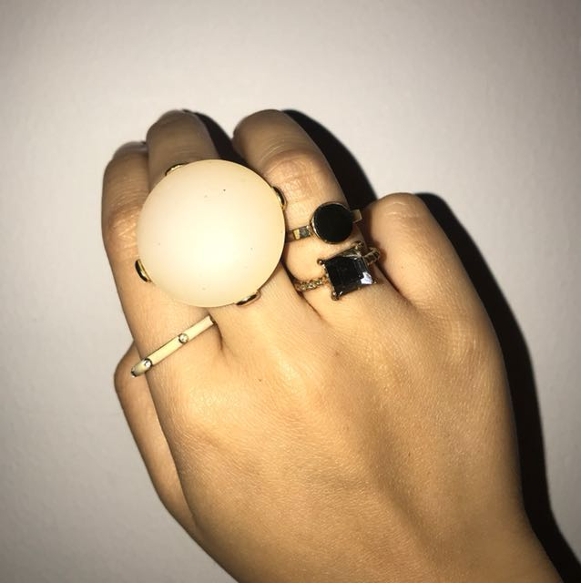 Random Rings