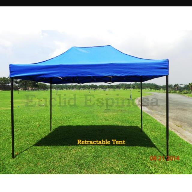 Retractable Tent (Large)