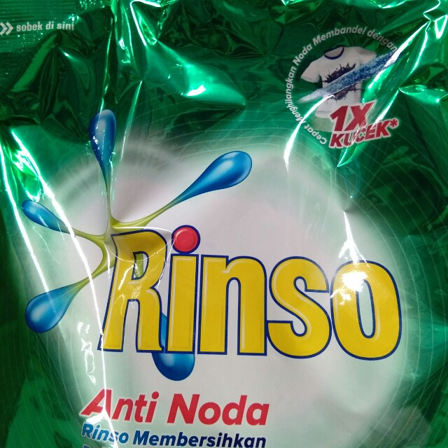 thumbs Rinso Deterjen Bubuk Anti Noda 1.8Kg . Source · photo photo photo