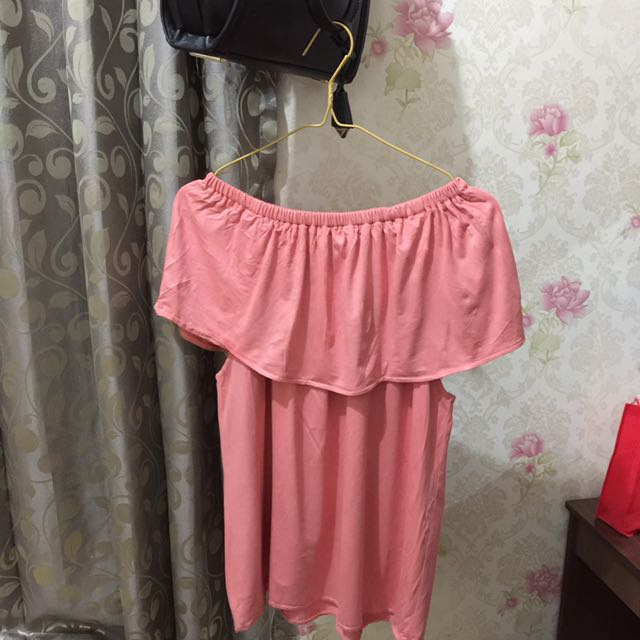 Sabrina Top Pink