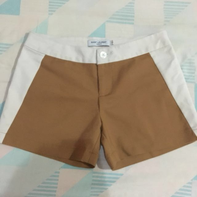SALE ! Saint Laurent Shorts celana pendek