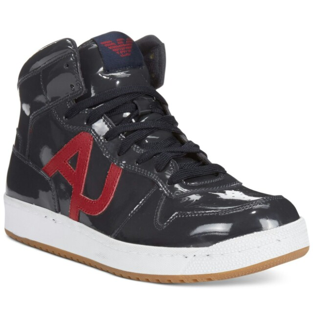 SALE!! Authentic Armani Jeans Lace-up Sneakers
