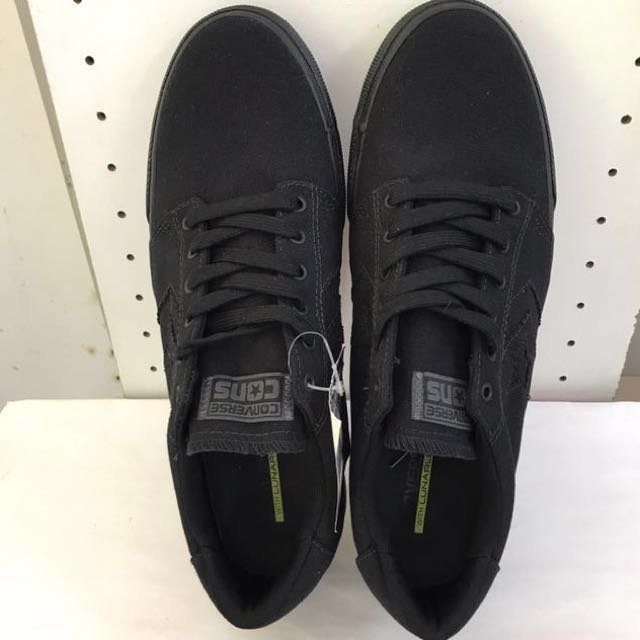 LIMITED CONVERSE CONS STAR PLAYER BLACK
