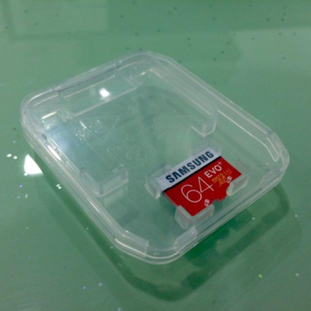 SAMSUNG EVO PLUS MICRO SD 64GB