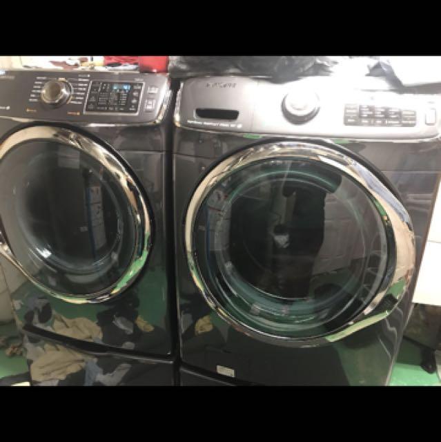 Samsung laundry set
