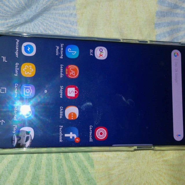 RUSH samsung s8 plus demo unit, Mobile Phones & Tablets on