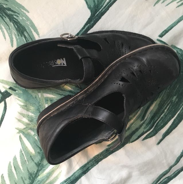 School Shoes - Harrison Black