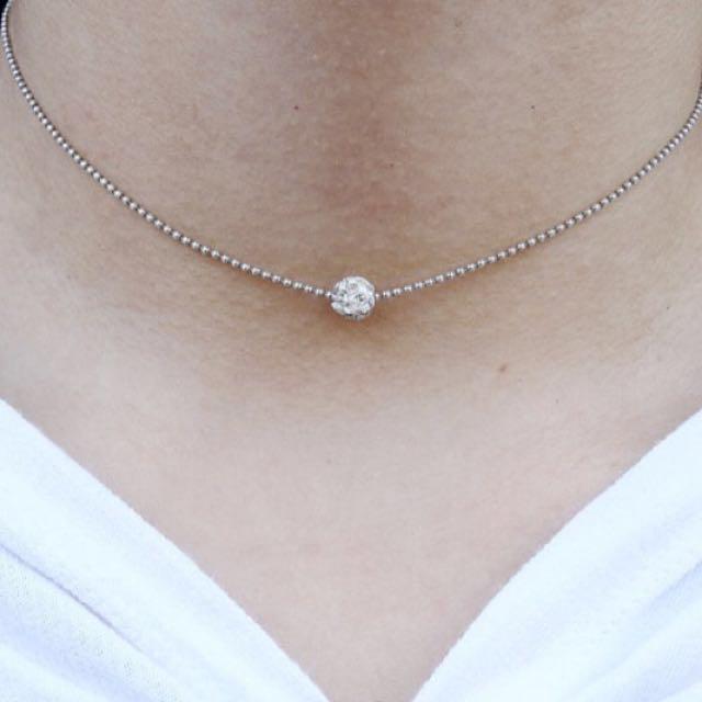 Shambala Necklace