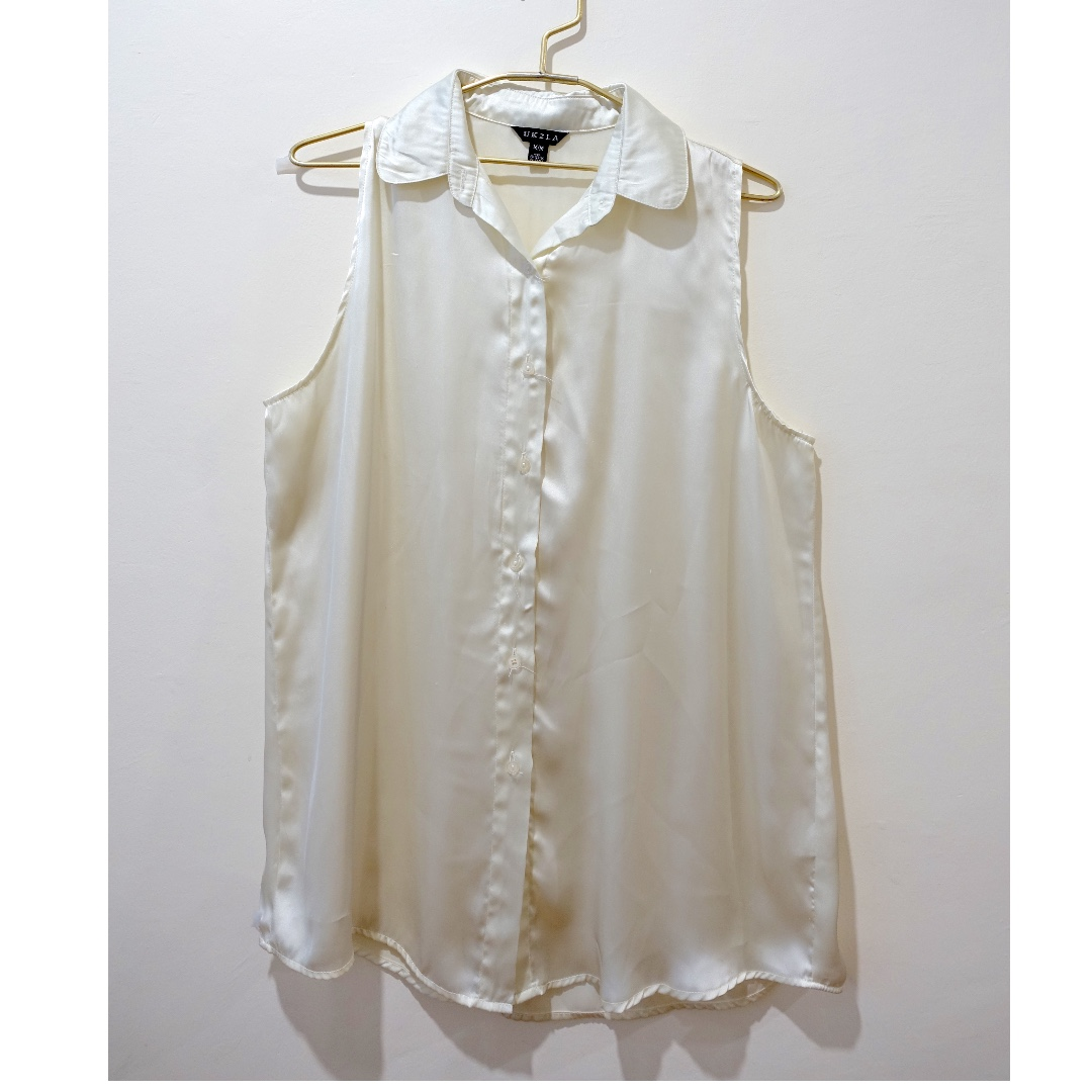 Silk Top (Medium)