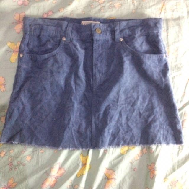 Skirt no label