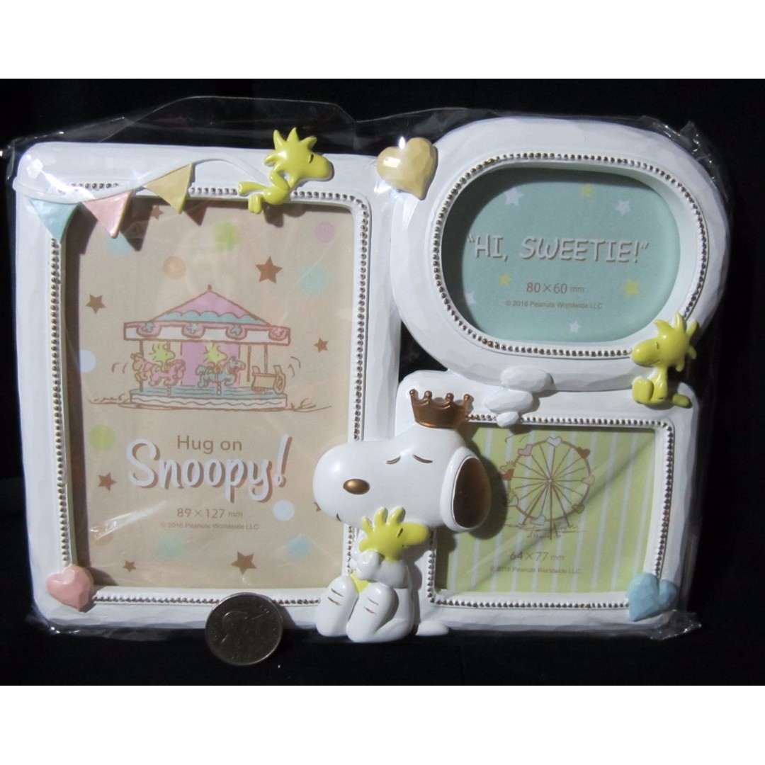 Snoopy Picture Frame desk - Japan