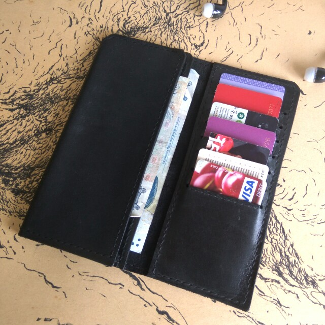 Special OFFER Leather Long Wallet