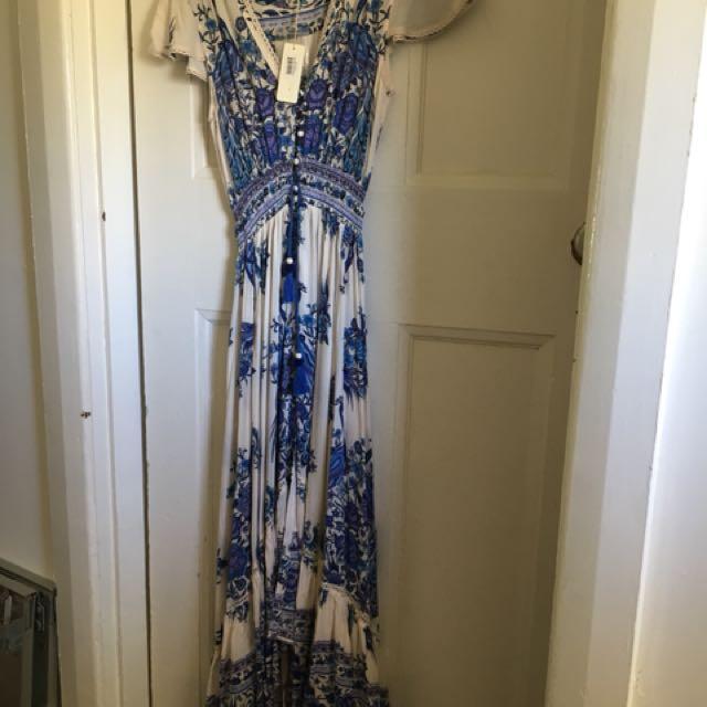 Spell hotel Paradiso maxi dress 👗