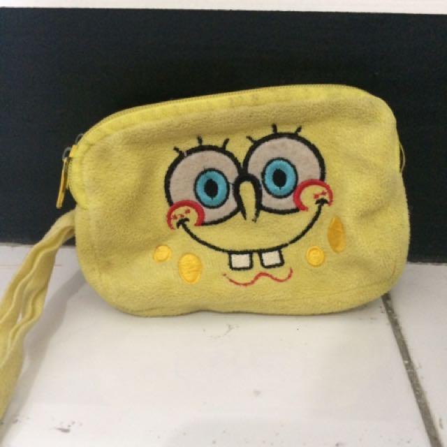 Spongebob Phone Pouch