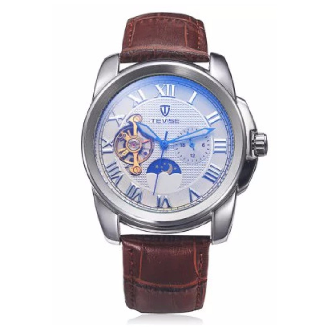 Tevise 999 Automatic Watch, Men's Fashion, Watches on Carousell