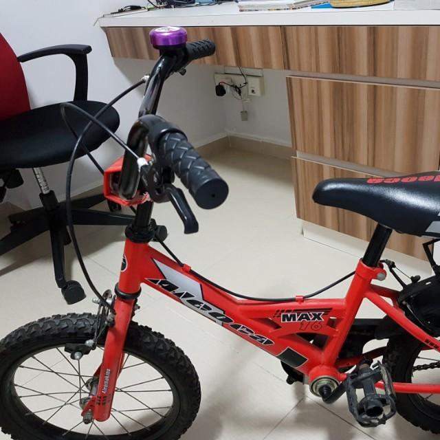 Used 2 Wheel Bikes For Kids Below 8 Bicycles Pmds Bicycles On