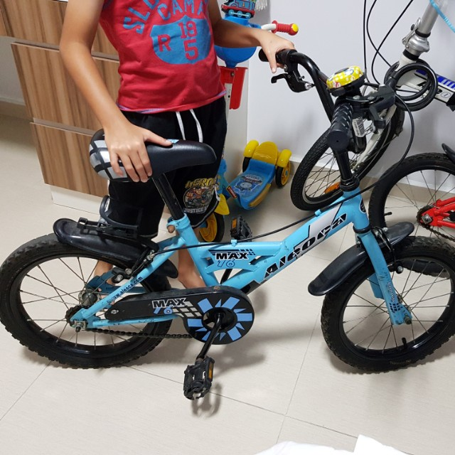 Used Kids Bicycle For Below 8 Years Old Bicycles Pmds Bicycles