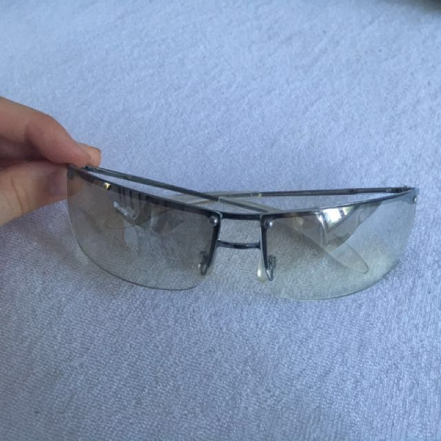 Vintage Clear Sunglasses