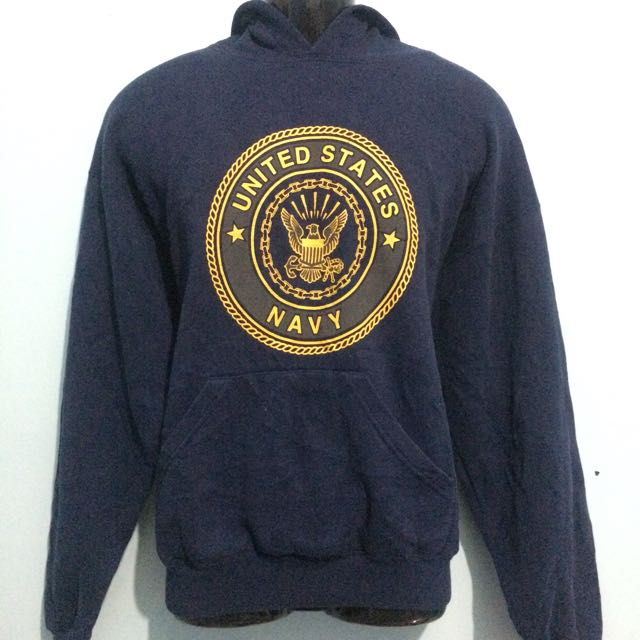 Vintage US NAVY Hoodie 00606729c95