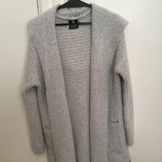 Volcom Wool Cardigan