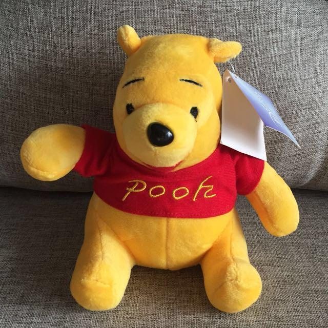 Winnie The Pooh Stuffed Doll