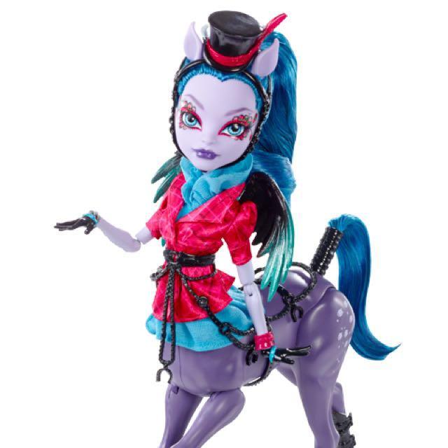 WTB Avea Monster High
