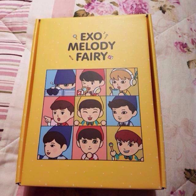 [WTS] EXO CHANYEOL MELODY FAIRY BOX