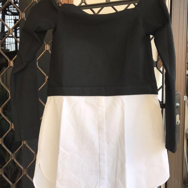 Zara Blouse original size S