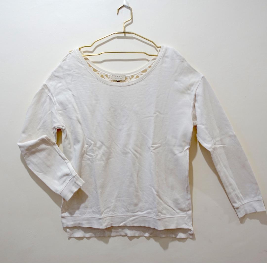 Zara Oversized Sweater (Medium)