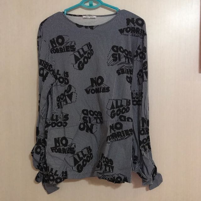 Zara trf blouse MEDIUM