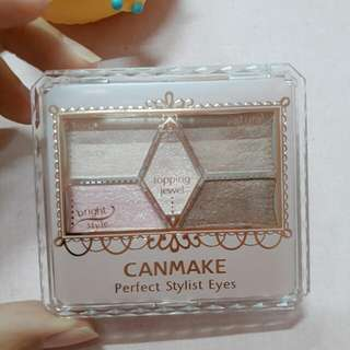🚚 canmake 眼影